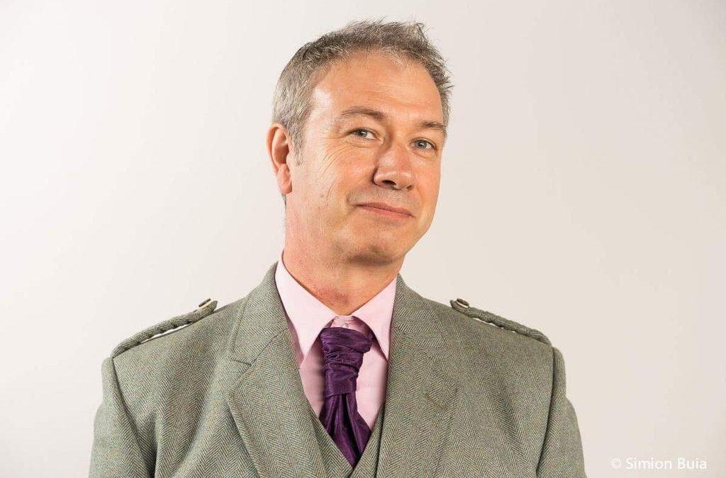 Mark Copas ni se alătură ca si consilier principal pentru implicarea sectorului privat (Senior Advisor for Private Sector Engagement).